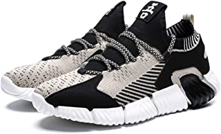 Mens Fashion Sneakers Running Shoes Sports Casual Footwear for Indoor Outdoor Walking