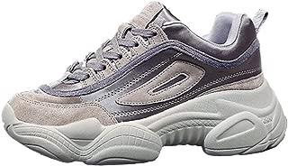 Melady Women Fashion Clunky Sports Shoes