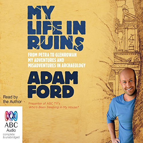 My Life in Ruins audiobook cover art