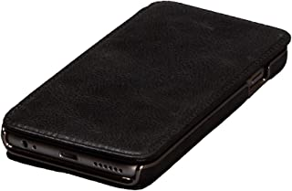 Sena Genuine Leather Heritage Wallet Book Case for Apple Iphone 6/6S PLUS (Black)