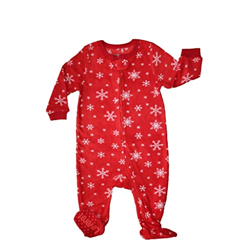 219e4cb4c3b5 Snowflake Pajamas for Kids  Amazon.com