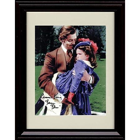 Framed Olivia Wilde Autograph Replica Print Tron 8x10 Print
