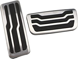 Voor Ford Ranger Accessoires 2015 2016 2017 2018 2019 2020 MT AT Onderdelen Gaspedaal Brandstof Gas Rempedaal Cover: