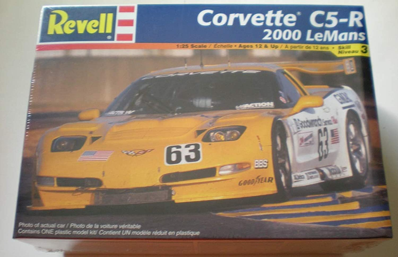 Corvette C5R Endurance Racer Kit by Revell 1 25
