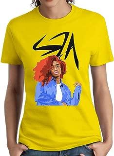 Custom SZA CTRL Music Fashion Lady T - Shirt