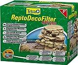 Tetra ReptoDecoFilter RDF 300 (für Aquaterrarien von 20 bis 200 Liter, beseitigt Schmutzpartikel, Wasserfärbungen und Gerüche, sorgt für klares und gesundes Wasser)