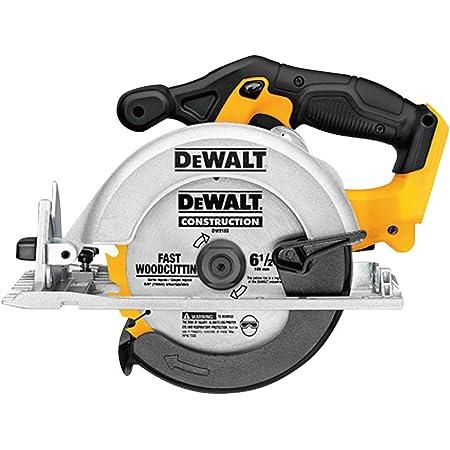 デウォルト(DeWALT) 18Vコードレス丸ノコ DCS391N-EC