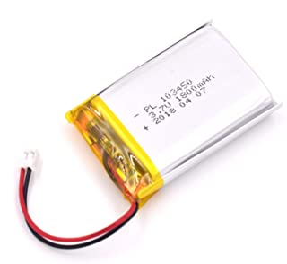 Best 1800mah 3.7v battery Reviews