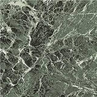 MINTCRAFT CL1108 Green Marble Vinyl Floor Tile,