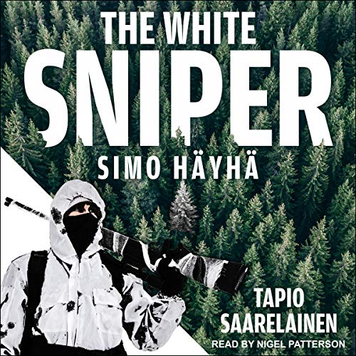 The White Sniper Titelbild