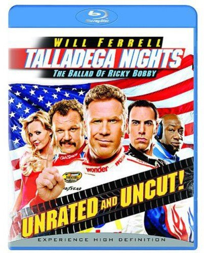 Talladega_Nights:_The_Ballad_of_Ricky_Bobby [Reino Unido] [Blu-ray]