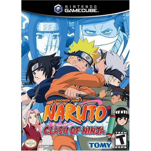 Amazon.com: Naruto: Clash of Ninja: Artist Not Provided ...