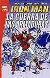 Iron Man. La guerra de las armaduras (MARVEL GOLD)