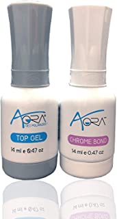AORA Top & Chrome Bond (Previously Base Gel)