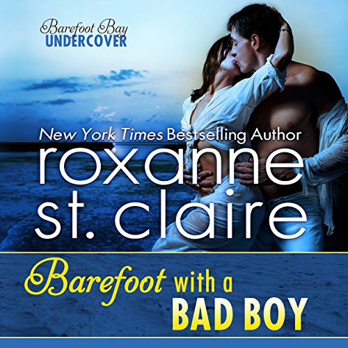 Barefoot with a Bad Boy audiobook cover art