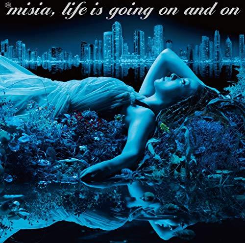 [画像:Life is going on and on(通常盤)(特典なし)]