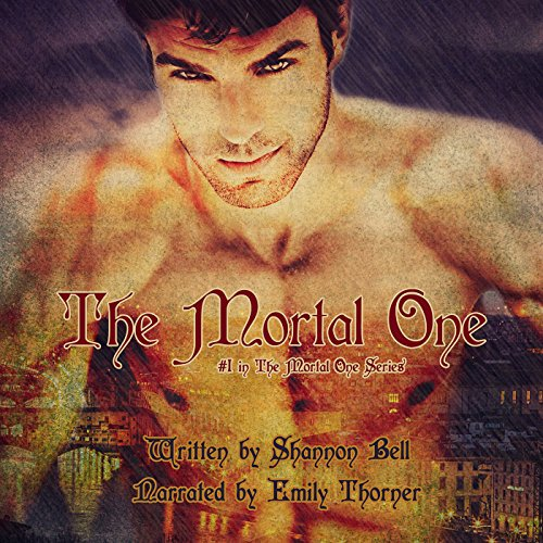 The Mortal One audiobook cover art