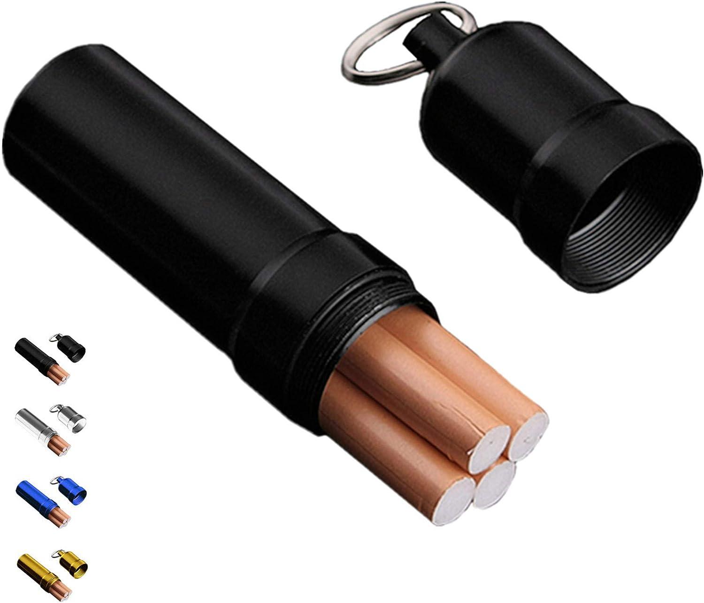 roygra Mini Fashion Cigarette Case Waterproof Our shop most popular Size 85mm King Key Ring