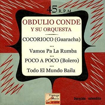"""Vintage Cuba Nº 52 - EPs Collectors """"Vamos Pa La Ruma"""""""