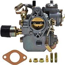 CCIYU Carburetor 113129031 34PICT-3 113129031K 98-1289-B Carb for VW Volkswagen Beetle//Campmobile//Karmann Ghia//Squareback//Super Beetle//Thing//Transporter