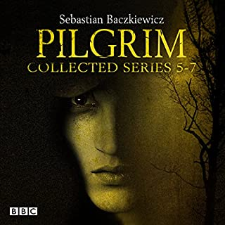 Pilgrim Series 5-7 audiobook cover art