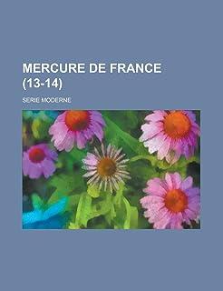 Mercure de France; Serie Moderne (13-14)