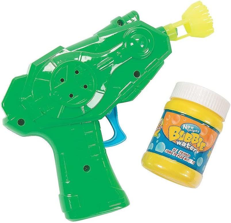 Today's only A.C. AC Shops Bargain Bubble Piece Guns 6