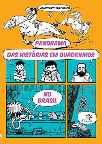 Amazon.com.br eBooks Kindle: Panorama das histórias em quadrinhos no  Brasil, Vergueiro, Waldomiro