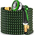 Double Couple 50-Foot Expandable Garden Hose