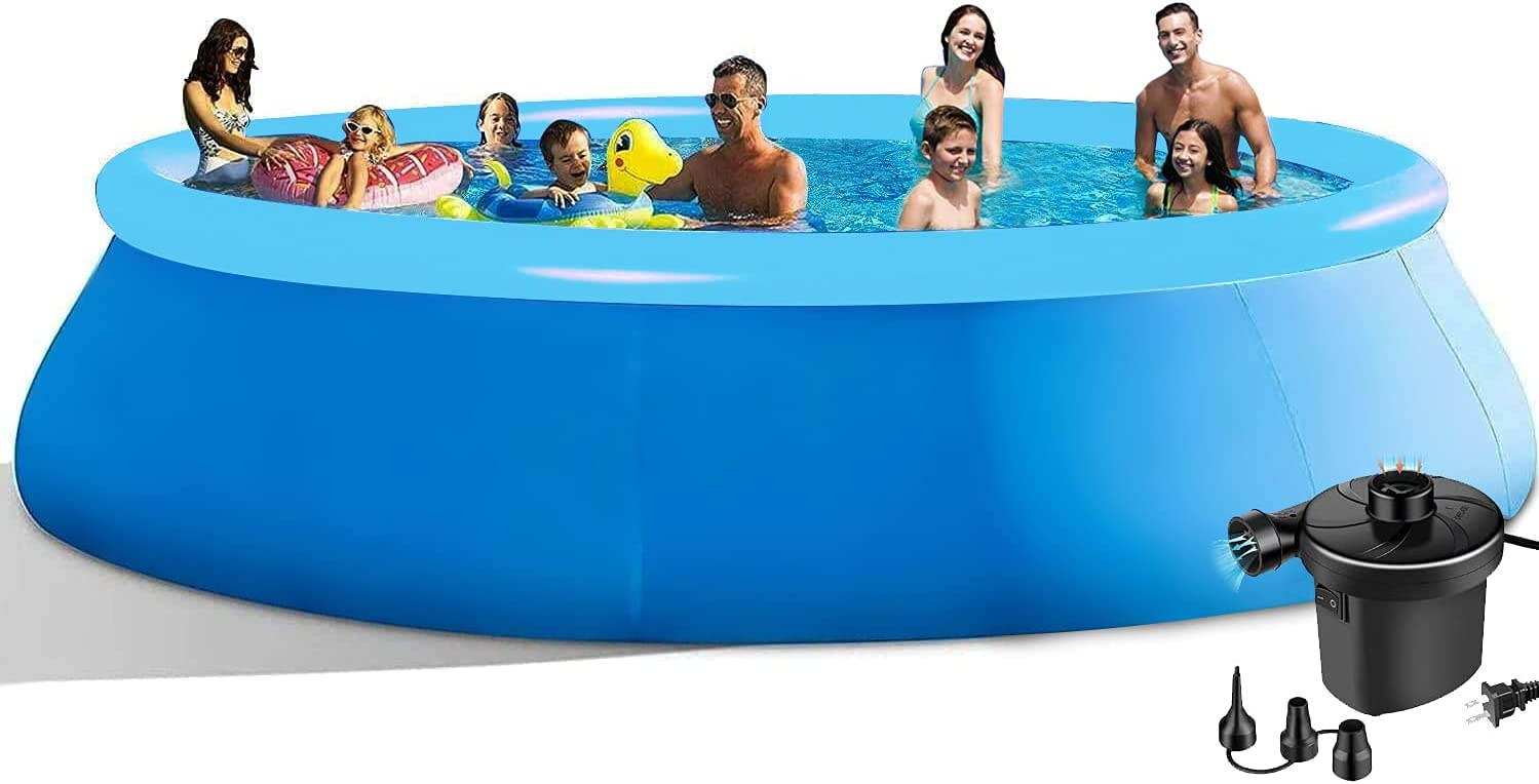 Swimming Pools Special price for a limited time Above Ground Pool - 30in Selling and selling 10Ft with Electri X