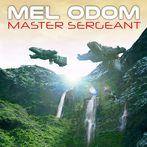 Master Sergeant audiobook cover art