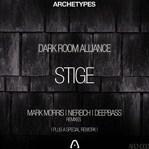 Dark Room Alliance, Niereich, Mark Morris, Deepbass, D.O.O.M, Mas Teeveh & peder