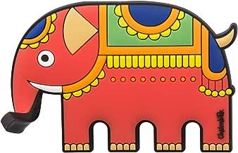 Chumbak Elephant Bendable PVC Magnet (Pink)