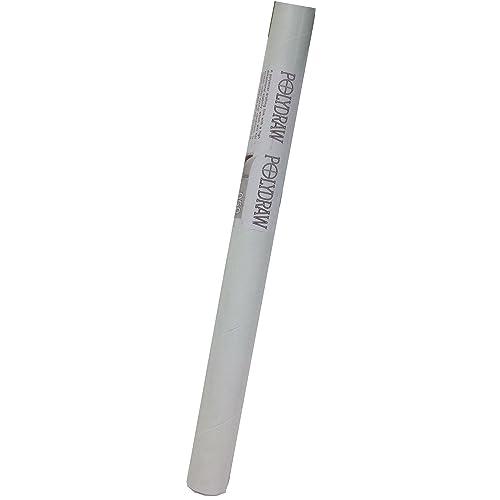 Polydraw 1016mm x 10m .075mm Single Matt Roll