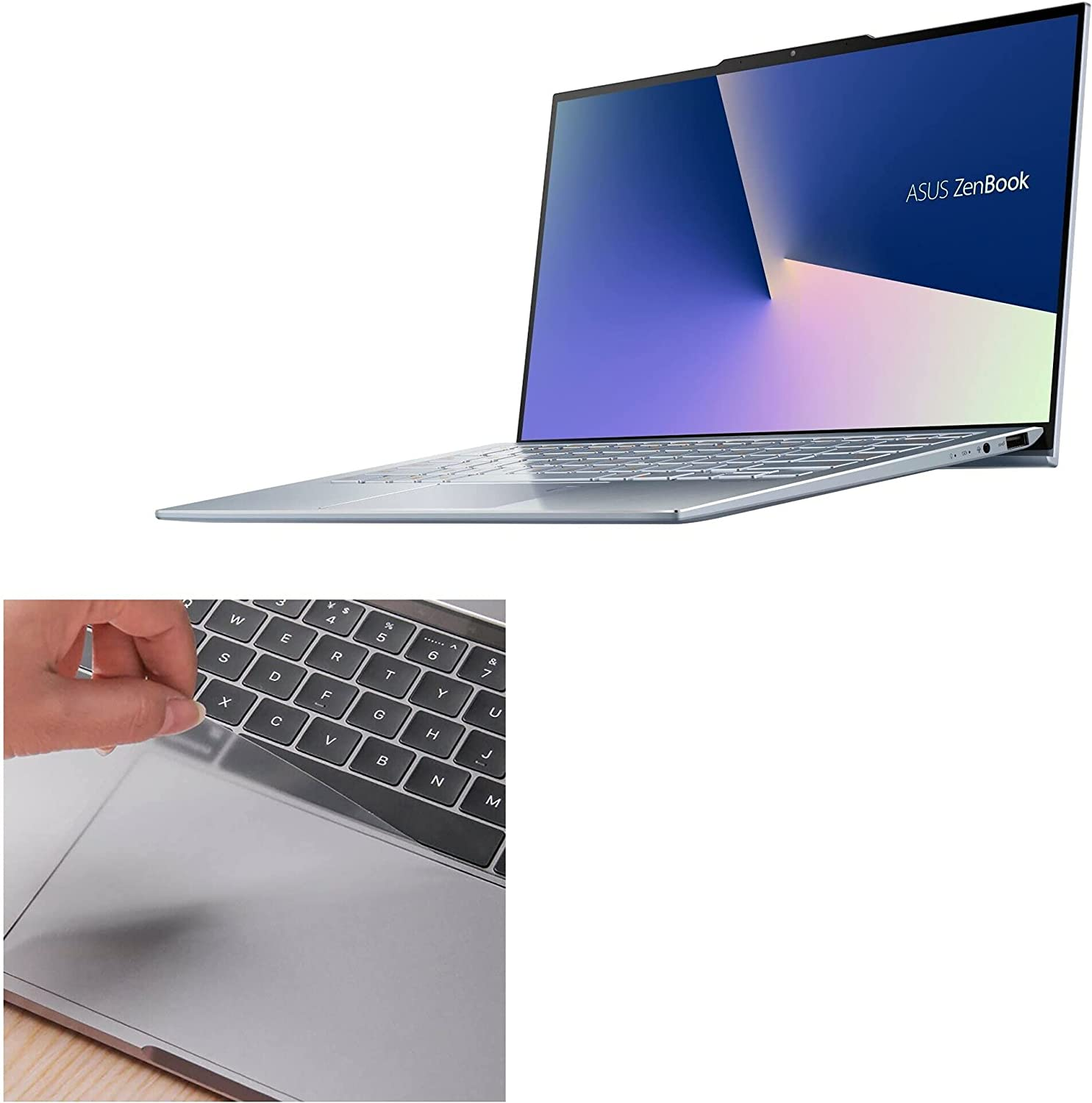 Touchpad Sales Protector for ASUS ZenBook Sales sale Protec S13 UX392