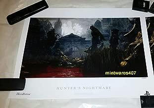 Bloodborne Hunter's Nightmare Lithograph #214/300