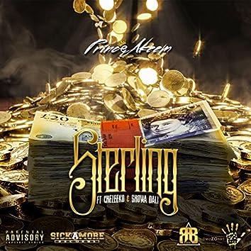 Sterling (feat. Chezeeko & Showa Dali)