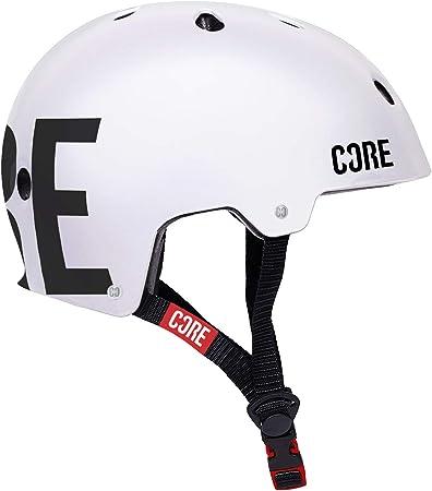 CORE Protection Street Skate/BMX/Casco de Bicicleta/Patinete ...