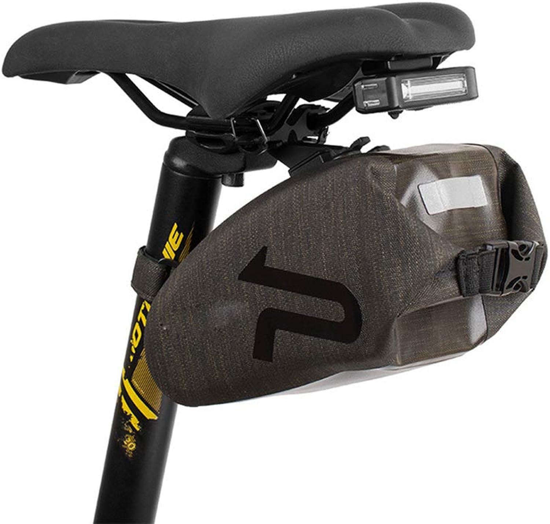 Bike Seat Saddle Wedge Pack Pannier Storage Bag Mountain