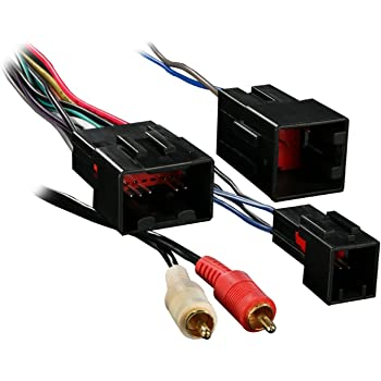 [DIAGRAM_38IU]  Amazon.com: Metra 70-5701 Wiring Harness for Select Ford Vehicles with Premium  Sound and RCA: Car Electronics | Ford Premium Sound Wiring Diagram |  | Amazon.com