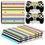 OKFCUS vinyl skin Sticker for PS4 Pro console controller skin decal 12#