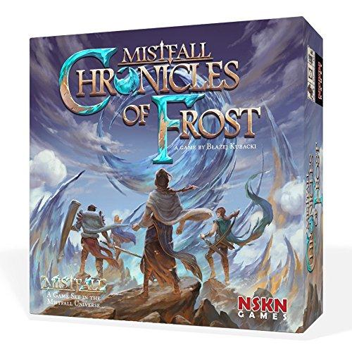 Mistfall Chronicles of Frost