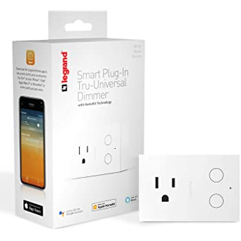 Legrand - Pass & Seymour HKRP20 Smart Switch Setup & Can Be Used Hub Works  with Apple HomeKit, No Wiring Required, iOS only, White - - Amazon.comAmazon.com