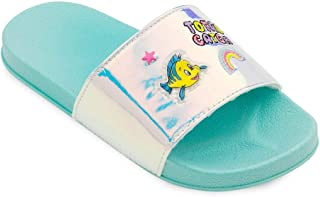 Ariel and Flounder Sandals for Kids Multi