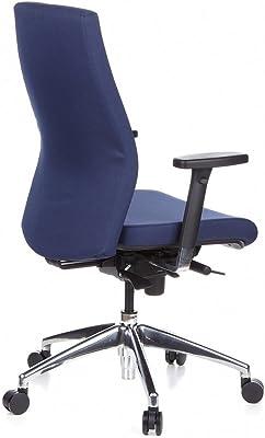 hjh OFFICE 608020 Sedia da ufficioSedia girevole PRO TEC