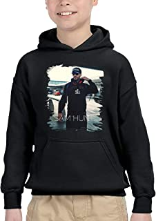 Sam Hunt Boys Girls Winter Sweatshirts Clothes