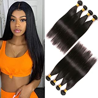 Best sew in hair straight Reviews