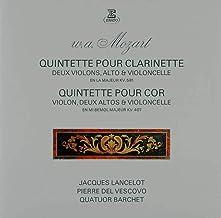 Mozart Horn Clarinet Quint