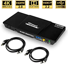 kvm switch lan