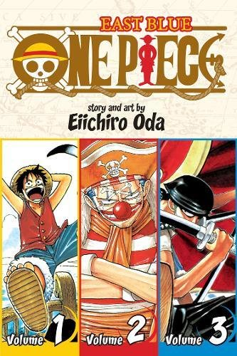 One Piece (3-in-1 Edition), Vol. 1